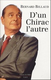 Bernard Billaud - D'un Chirac à l'autre.