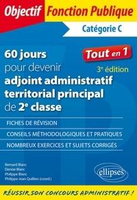 Galabria.be 60 jours pour devenir adjoint administratif territorial principal de 2e classe - Catégorie C Image