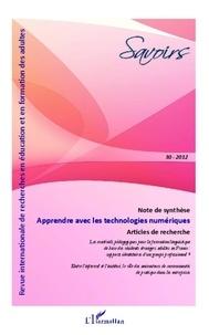 Bernard Blandin - Apprendre avec les technologies numériques.