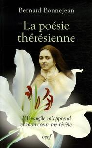 Bernard Bonnejean - La poésie thérésienne.