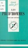 Bernard Boubli et Paul Angoulvent - Les prud'hommes.