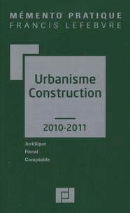 Bernard Boubli et Didier Chauvaux - Urbanisme Construction.