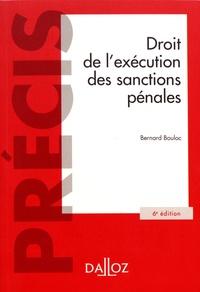 Bernard Bouloc - Droit de l'exécution des sanctions pénales.