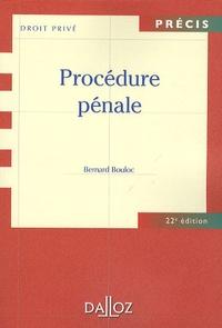 Bernard Bouloc et Gaston Stefani - Procédure pénale.