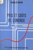 Bernard Bourgeois - Prix et coûts de l'énergie.