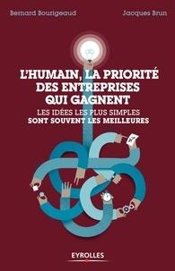 Histoiresdenlire.be L'humain, la priorité des entreprises qui gagnent - Les idées les plus simples sont souvent les meilleures Image