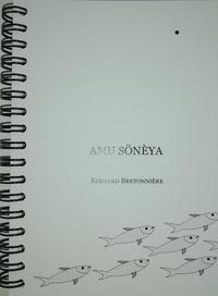 Bernard Bretonnière - Amu Sönèya - Ou Paroles de demandeurs d'asiles subsahariens.