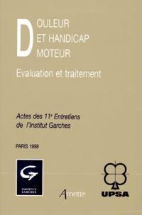 Era-circus.be DOULEUR ET HANDICAP MOTEUR. Evaluation et traitement, Actes des 11ème entretiens de l'Institut Garches, Paris, 1998 Image