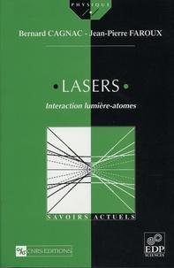Lasers. Interaction lumière-atomes - Bernard Cagnac pdf epub