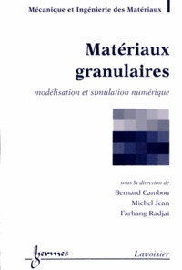 Matériaux granulaires - Modélisation et simulation numérique.pdf
