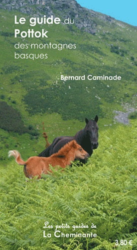 Bernard Caminade - Le guide du pottok des montagnes basques.