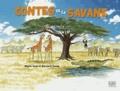 Bernard Caner et Marie-José Caner - Contes de la savane.