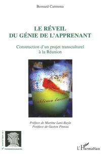 Bernard Carmona - Le réveil du génie de l'apprenant - Construction d'un projet transculturel à La Réunion.