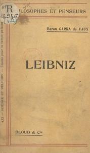 Bernard Carra de Vaux - Leibniz.