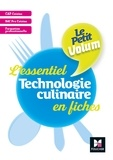 Bernard Charron et Dorothée Labarre-Le Rolland - Technologie culinaire.