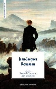 Bernard Chartreux et Jean Jourdheuil - Jean-Jacques Rousseau - Adaptation d'après Les rêveries du promeneur solitaire, Lettre à s'Alambert sur les spectacles, Fragments politiques, Fragments autobiographiques.