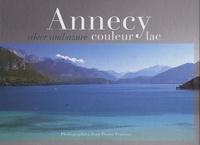 Bernard Chatelain - Annecy couleur lac - Silver end azure.