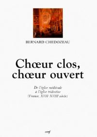Bernard Chédozeau - .