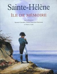 Bernard Chevallier et Michel Dancoisne-Martineau - Sainte-Hélène - Ile de Mémoire.