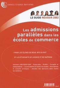 Openwetlab.it Les admissions parallèles dans les écoles de commerce Image