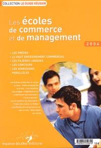 Bernard Cier - Les écoles de commerce et de management.