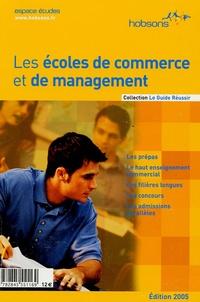 Bernard Cier - Les écoles de commerce.