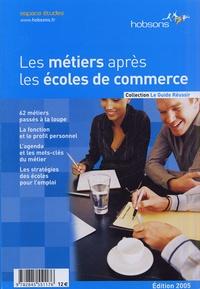Bernard Cier - Les métiers après les écoles de commerce.