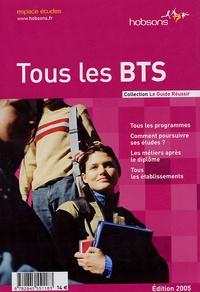 Bernard Cier - Tous les BTS.