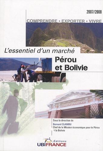 Bernard Clamou - Pérou et Bolivie.