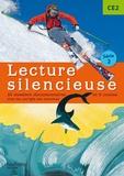 Bernard Clavel - Lecture silencieuse CE2 - Pochette élève avec 16 documentaires et 2 contes, avec les corrigés des exercices.