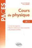 Bernard Clerjaud et Pascal Vincent - Cours de physique - UE3.