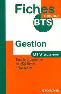 Gestion BTS commerciaux - Bernard Coïc |