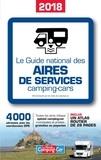 Bernard Colas - Guide national des aires de services camping-cars.