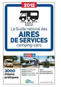 Bernard Colas - Le guide national des aires de services camping-cars.