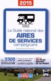 Bernard Colas - Le Guide national des aires de services camping-cars.