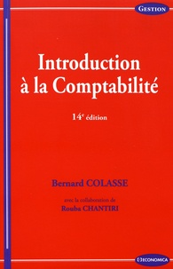 Bernard Colasse - Introduction à la comptabilité.