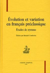 Bernard Combettes - .