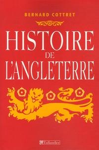 Ebooks au format epub à téléchargement gratuit Histoire de l'Angleterre  - De Guillaume le Conquérant à nos jours 9782847342628 iBook par Bernard Cottret en francais
