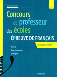 Bernard Courbon - .