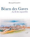 Bernard Coustère - Béarn des Gaves - Au fil des aquarelles.