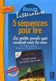 Bernard Couté - 5 séquences pour lire La petite poule qui voulait voir la mer de Christian Jolibois - Cycle 2.