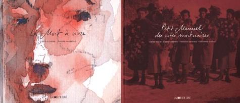 Bernard Crettaz et  Collectif - La mort à vivre - Accompagné d'un petit livret de rituels mortuaires. 1 Jeu
