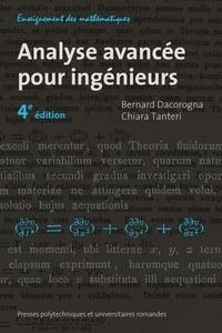 Bernard Dacorogna et Chiara Tanteri - Analyse avancée pour ingénieurs.