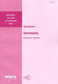 Bernard Darbord - Agrégation Espagnol - Concours externe.