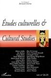 Bernard Darras - MEI N° 24/25 : Etudes culturelles & Cultural Studies.