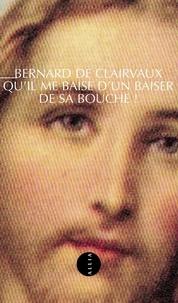Bernard de Clairvaux - .
