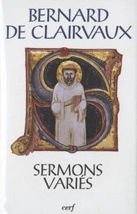 Histoiresdenlire.be Sermons variés Image