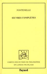 Bernard de Fontenelle - Oeuvres complètes - Tome 3.