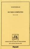 Bernard de Fontenelle - Oeuvres complètes - Tome 2, 1686-1688.