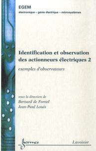 Era-circus.be Identification et observation des actionneurs électriques - Volume 2, Exemples d'observateurs Image